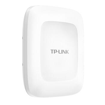 TP-LINK AC 1200 Mデュアルアルバード全ギガ屋外高出力無線AP防水防塵遠学校広場無線WIFI基地局AP 1200 GP全方向/5 dBi全方向/300メートルカバー