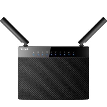 Tenda(Tenda)AC 9 1200 M 5 Gデュアルギガ無線ルータインテリジェントWiFi壁に強い全ギガ有線ポート電信カスタム版(USBなし)
