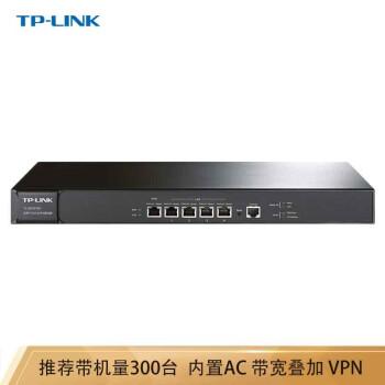 TP-LIK企業級ギガ有線ルータファイアウォール/ウィーチャット接続WiFi/AP管理TL-ER 3220 GドWAN口