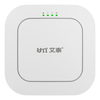 艾泰(UTT)WA 2540 Nパワーギガド吸頂無線apホテル/デパート無線apアクセス