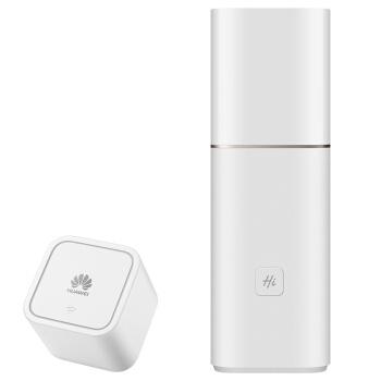 HUAWEI(HUAWEI)ルータQ 1革新子母ルート/wifiカバー無忧/サポート1ドラッグ7/三重安全防護/無線壁に強いルートQ 1一母一子白色