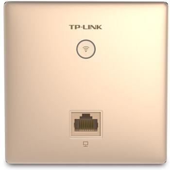 TP-LIK TL-AP 450 I-PoE 450 M無線86型パネル式AP企業級ホテル別荘wifiアクセスPOE給電AC管理シャンパンゴールド