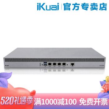 iKuai IK-A 320 4口の企業級ギガドWANフロー制御ルータ認証ゲートウェイ