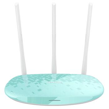 TP-LIK TL-WR 886 N 450 M無線ルータ(水藍)インテリジェントルーティングWIFI無線壁に強いです。