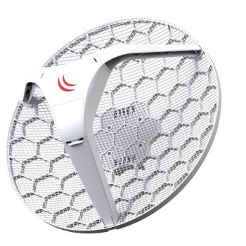 MikroTik RBLHG-5 nD 5.8 G無線LANブリッジ10-20キロポイント対点長距離無線LANブリッジ20キロ以内のシングル(税抜き)