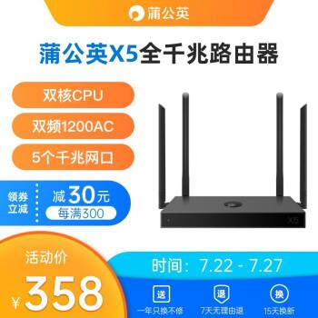 ベルエッジ蒲公英X 5ルータ企業VPNデュアルアルアルオールギガSDWAN異郷ネットワーク構築仮想LAN長距離クラウドプリントルータ1台セット